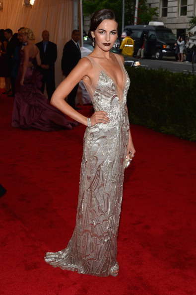 "Camilla Belle「""Schiaparelli And Prada: Impossible Conversations"" Costume Institute Gala」:写真・画像(11)[壁紙.com]"
