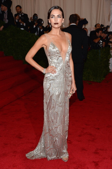 "Camilla Belle「""Schiaparelli And Prada: Impossible Conversations"" Costume Institute Gala」:写真・画像(8)[壁紙.com]"