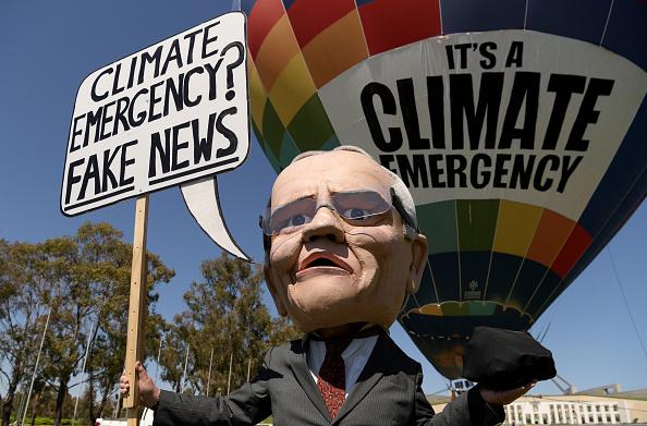 オーストラリア「Climate Activists Rally At Parliament House」:写真・画像(9)[壁紙.com]