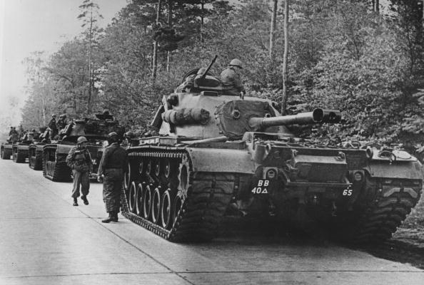 Crisis「US Tanks」:写真・画像(10)[壁紙.com]