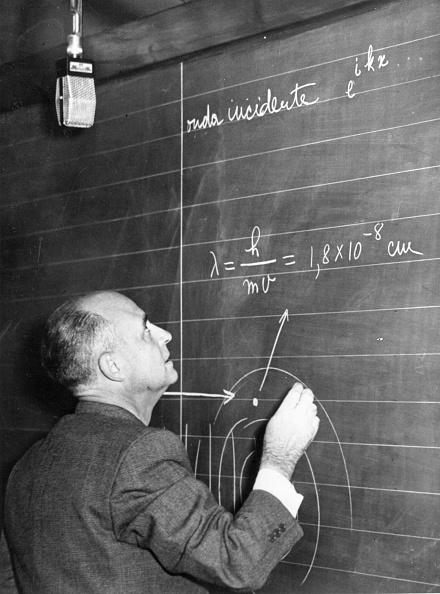 Particle「Enrico Fermi」:写真・画像(2)[壁紙.com]