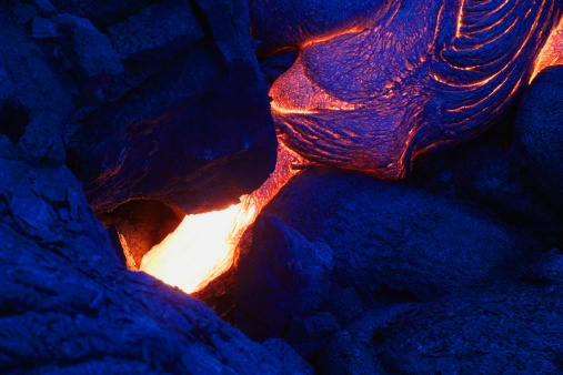 Hell「Lava flow」:スマホ壁紙(4)