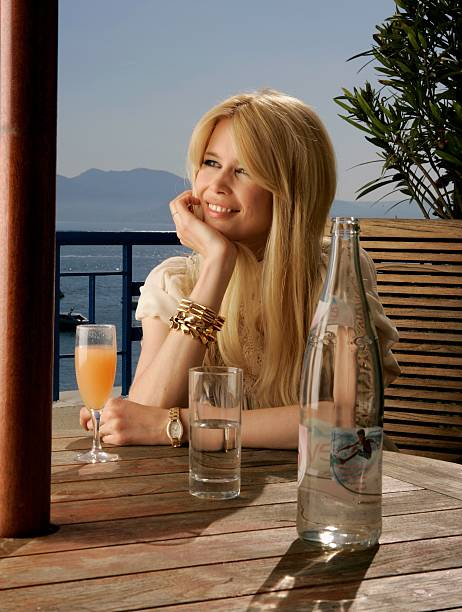 Cannes - Claudia Schiffer Portraits:ニュース(壁紙.com)