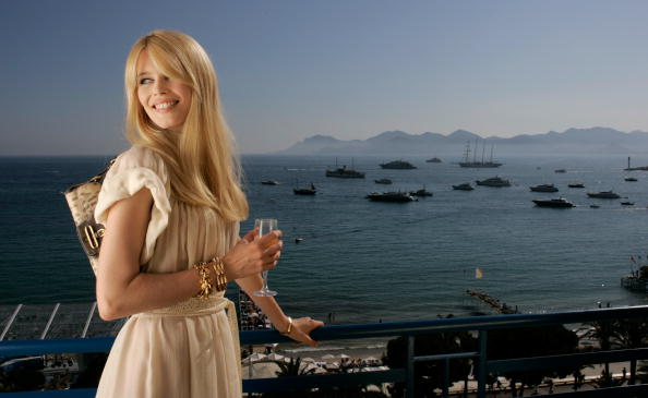 Fashion Model「Cannes - Claudia Schiffer Portraits」:写真・画像(14)[壁紙.com]