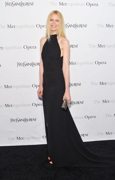 "Maxi Skirt「Metropolitan Opera Gala Premiere Of Rossini's ""Le Comte Ory"" Sponsored By Yves Saint Laurent」:写真・画像(8)[壁紙.com]"