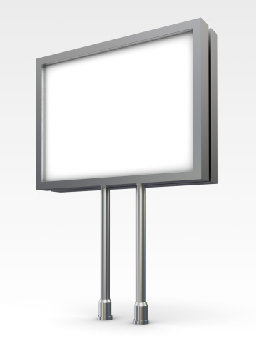 Flipchart「3d Trade Advertising Billboard perspective view」:スマホ壁紙(17)