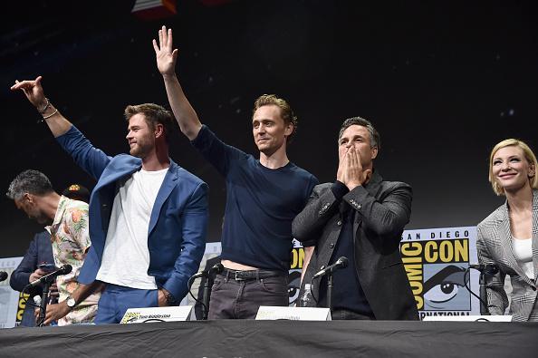 Comic con「Marvel Studios Hall H Panel」:写真・画像(1)[壁紙.com]