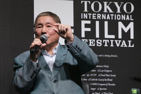 戦国武将「'SAMURAI Award Special Talk Session' Featuring Takeshi Kitano - The 27th Tokyo International Film Festival」:写真・画像(1)[壁紙.com]