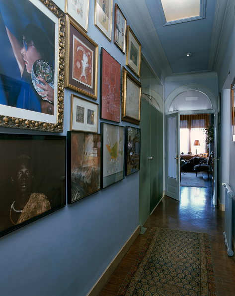 Home Decor「View of paintings adorning a wall」:写真・画像(17)[壁紙.com]
