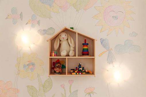 Stuffed Animals「Interior wall」:スマホ壁紙(8)