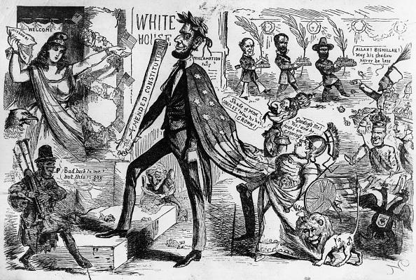 Cartoon「Amended Constitution」:写真・画像(14)[壁紙.com]