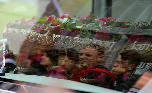 Photography「Funeral Takes Place Of Saffie Roussos The Youngest Victim Of The Manchester Terror Attack」:写真・画像(15)[壁紙.com]