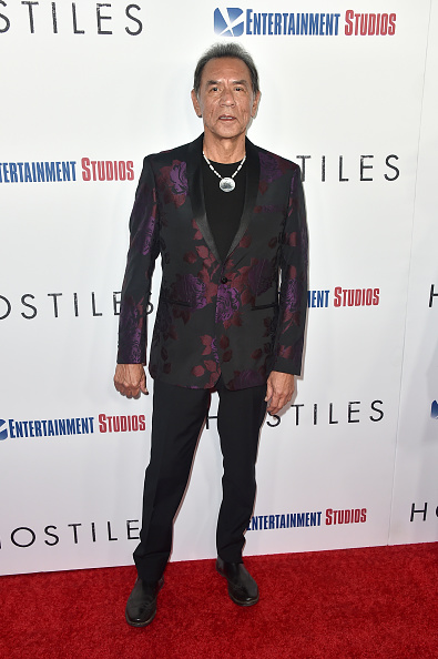 Frazer Harrison「Premiere Of Entertainment Studios Motion Pictures' 'Hostiles' - Arrivals」:写真・画像(2)[壁紙.com]