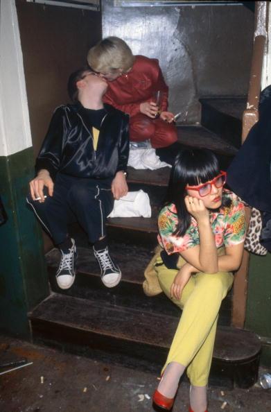 Clubbing「Feeling Left Out」:写真・画像(2)[壁紙.com]