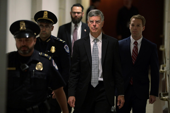 Capitol Hill「Top US Diplomat To Ukraine Bill Taylor Is Deposed In House Impeachment Inquiry」:写真・画像(16)[壁紙.com]