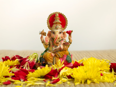 Indian Culture「Ganesh statuette」:スマホ壁紙(8)