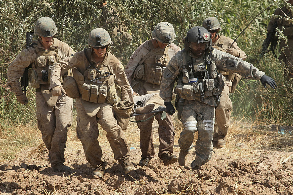 USA「Army Medevac Unit Tends To The War Wounded Near Marja, Afghanistan」:写真・画像(5)[壁紙.com]