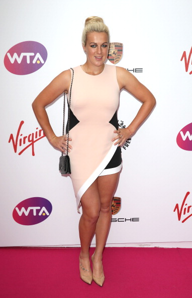 アナスタシア パブリュチェンコワ「WTA Pre-Wimbledon Party - Red Carpet Arrivals」:写真・画像(3)[壁紙.com]