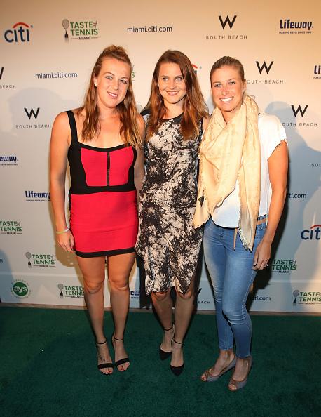 アナスタシア パブリュチェンコワ「Taste Of Tennis At W South Beach #TASTEOFTENNIS」:写真・画像(12)[壁紙.com]