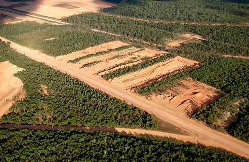 Bauxite「Bauxite Mine on Cape York Peninsula in Australia」:スマホ壁紙(8)