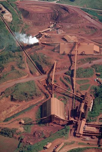 Bauxite「Bauxite Mine and Smelter」:スマホ壁紙(17)