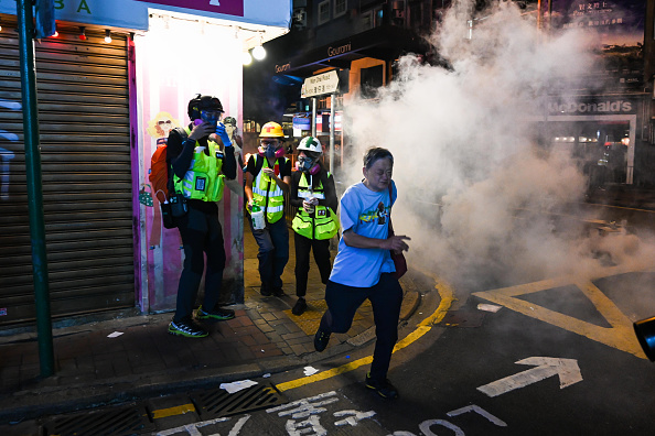 Billy H.C「Anti-Government Protests Continue in Hong Kong」:写真・画像(15)[壁紙.com]