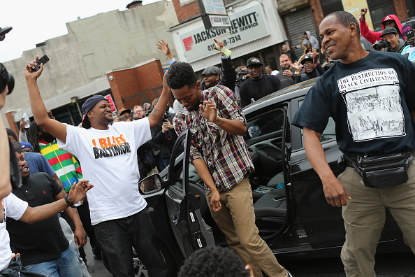 The Knife「Criminal Charges Announced Against Baltimore Police Officers In Freddie Gray's Death」:写真・画像(4)[壁紙.com]