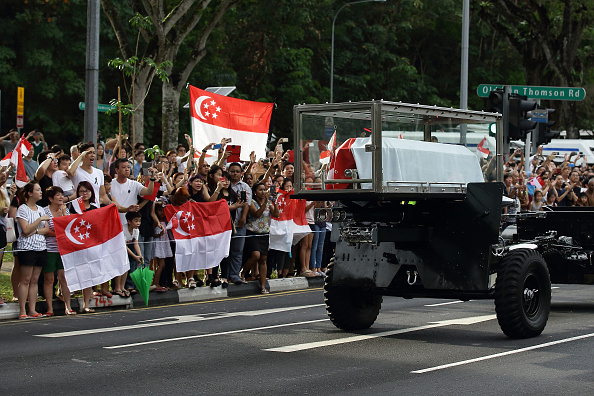 Cremation「The Funeral Of Former Singaporean Prime Minister Lee Kuan Yew」:写真・画像(11)[壁紙.com]