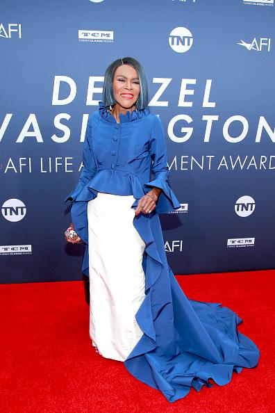 Tyson Fury「American Film Institute's 47th Life Achievement Award Gala Tribute To Denzel Washington - Arrivals」:写真・画像(14)[壁紙.com]