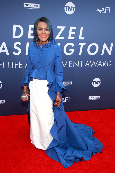 Tyson Fury「American Film Institute's 47th Life Achievement Award Gala Tribute To Denzel Washington - Arrivals」:写真・画像(12)[壁紙.com]