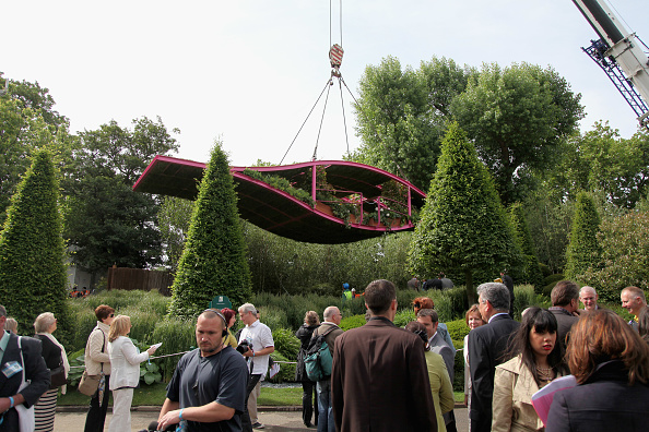 Sky「Chelsea Flower Show - Press & VIP Day」:写真・画像(19)[壁紙.com]