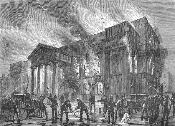 Covent Garden「Burning of Covent Garden Theatre」:写真・画像(14)[壁紙.com]