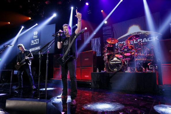 ニッケルバック「Nickelback Performs Live At The iHeartRadio Theater Los Angeles For iHeartRadio Live」:写真・画像(1)[壁紙.com]