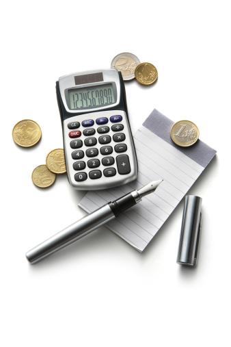 Pen「Office: Note Book, Calculator, Coins and Pen」:スマホ壁紙(7)