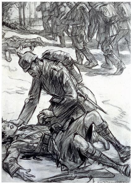 Horror「Is It You Mother?' 1916」:写真・画像(8)[壁紙.com]