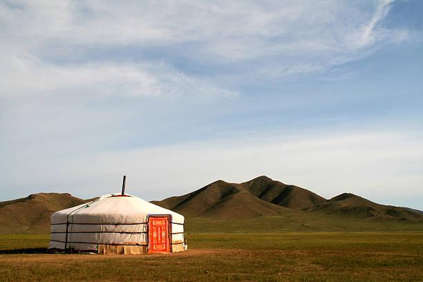 Ger Tent in Mongolia:スマホ壁紙(壁紙.com)