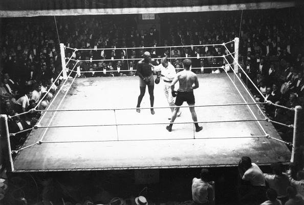 ボクシング「Johnson V Moran」:写真・画像(7)[壁紙.com]