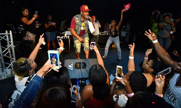 Raleigh - North Carolina「Trap Karaoke Powered By BET Awards '16」:写真・画像(14)[壁紙.com]