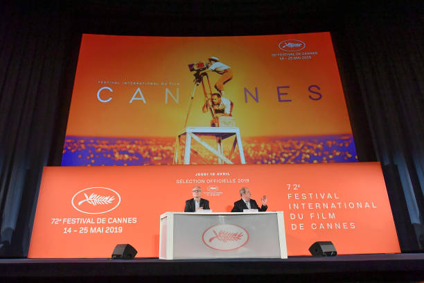 72th Cannes Film Festival Official Selection Presentation At UGC Normandie In Paris:ニュース(壁紙.com)