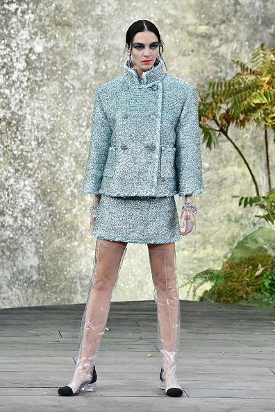 Spring Collection「Chanel : Runway - Paris Fashion Week Womenswear Spring/Summer 2018」:写真・画像(5)[壁紙.com]