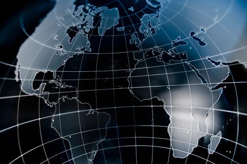 Latitude「Glass Globe Background」:スマホ壁紙(9)