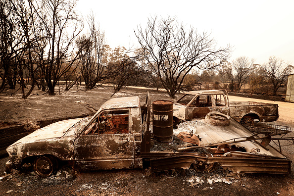 オーストラリア「Evacuations Begin Following East Gippsland Bushfires」:写真・画像(6)[壁紙.com]