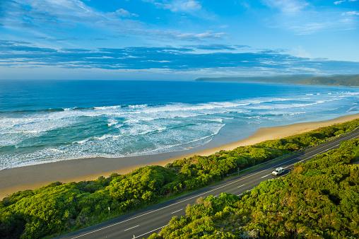 Great Ocean Road「Cape Otway coastline」:スマホ壁紙(16)