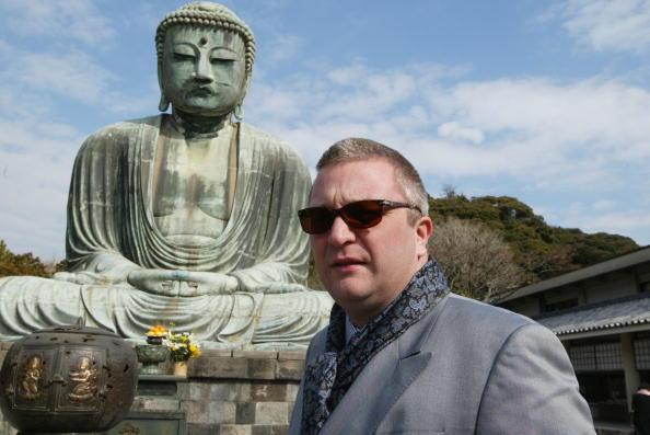 Giant Buddha「Belgian Prince Laurent Visits Japan」:写真・画像(17)[壁紙.com]
