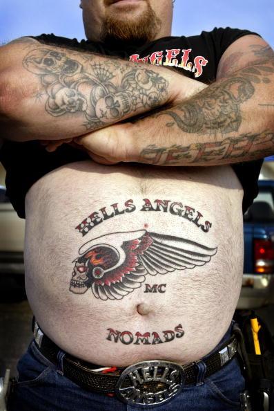 Tattoo「Hells Angels」:写真・画像(15)[壁紙.com]