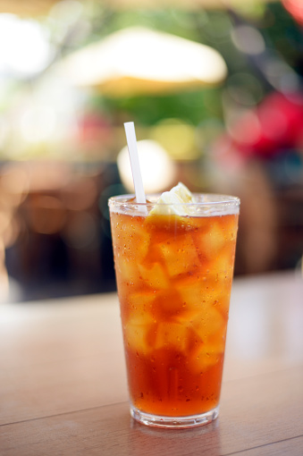 Tea「USA, Hawaii, Maui, iced tea with lemon」:スマホ壁紙(18)