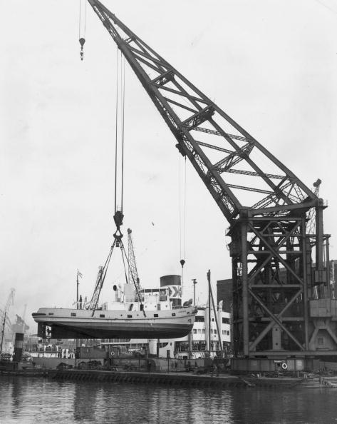 Construction Equipment「Mammoth Crane」:写真・画像(18)[壁紙.com]