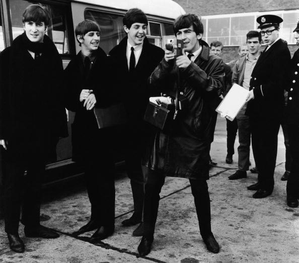 Bus「The Beatles」:写真・画像(9)[壁紙.com]
