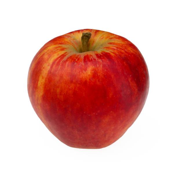 Sweet & crisp organic Rubens apple, a Civni apple cultivar.:スマホ壁紙(壁紙.com)
