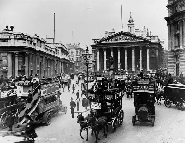英国 ロンドン「City Traffic」:写真・画像(4)[壁紙.com]